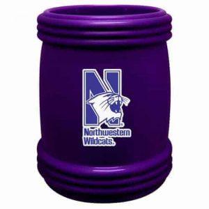 Northwestern Wildcats Can Holder