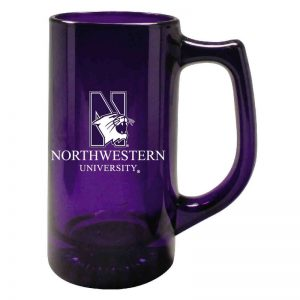 Northwestern University Wildcats 13 oz. Sport Mug With N-Cat Design