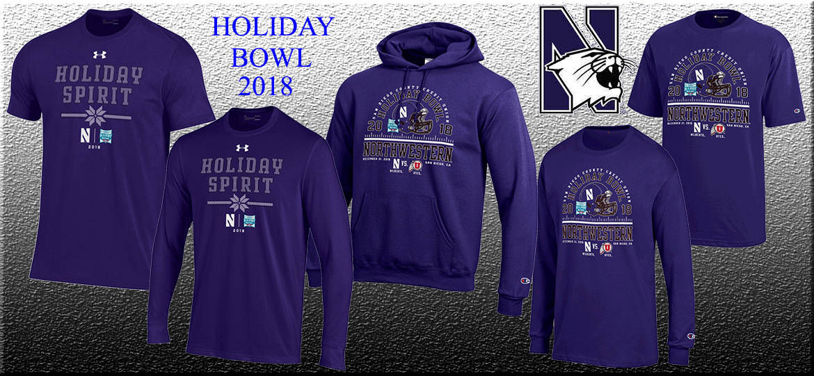 Northwestern Wildcats Holiday Bowl 2018