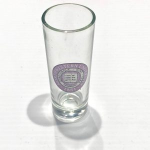 Northwestern Wildcats 2.5 oz. Shooter Shot Glass with Seal Design