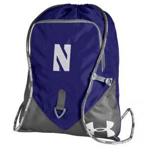 Northwestern University Wildcats Under Armour Undeniable Purple Sack Pack