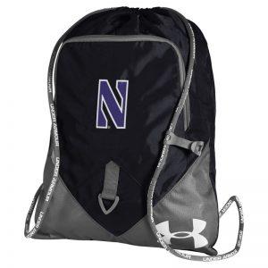 Northwestern University Wildcats Under Armour Undeniable Black Sack Pack