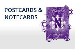 POSTCARDS & NOTECARDS