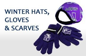 WINTER HATS, GLOVES & SCARVES