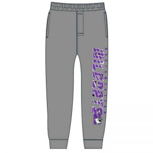 Sweatpants: Elastic, Banded or Cuffed Bottom