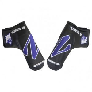 Northwestern Wildcats Shaft Gripper™ Blade Putter Cover with N Design