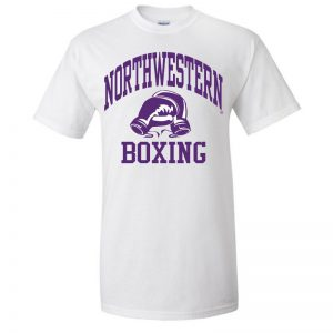 NW2503 White Boxing Choose Your Sport Short Sleeve T