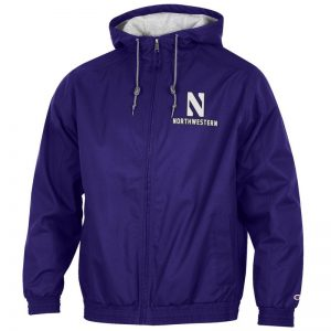 Northwestern University Wildcats Champion Men's Purple Victory Jacket