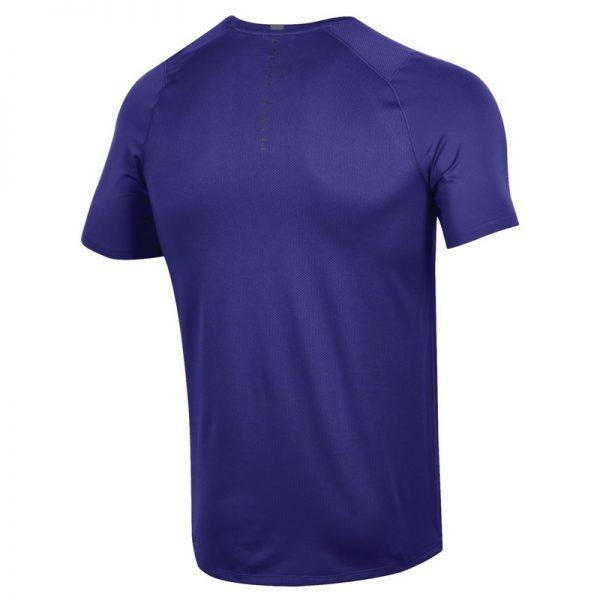 Northwestern University Wildcats Men's Under Armour Sideline Purple Raid Short Sleeve Tee-2