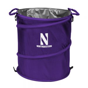 Northwestern University Wildcats Purple Collapsible 3-IN-1
