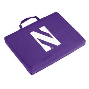 "Northwestern University Wildcats Comfy Purple Fabric Stadium Seat Cushion 14""X11""X1.75"""