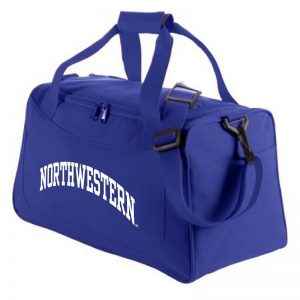 Northwestern University Wildcats Augusta Sportswear Purple Spirit Bag AS1825