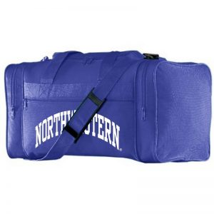 Northwestern University Wildcats Augusta Sportswear Purple Small Gear Bag AS417