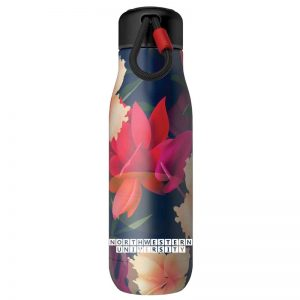 Northwestern University Wildcats 18oz Paradise Zoku Bottle
