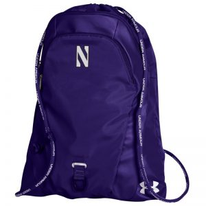 Northwestern University Wildcats Under Armour Undeniable Purple Sack Pack UF19