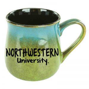 Northwestern University Wildcats 26 oz. Blue/Green Sioux Falls Ceramic Tavern Mug