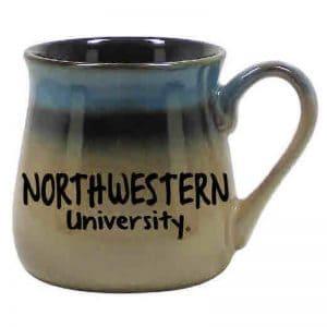Northwestern University Wildcats 26 oz. Blue/Tan Sioux Falls Ceramic Tavern Mug