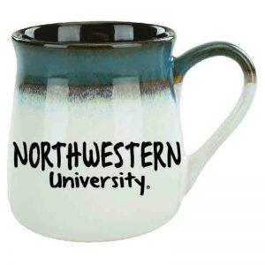 Northwestern University Wildcats 26 oz. Blue/White Sioux Falls Ceramic Tavern Mug