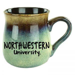 Northwestern University Wildcats 26 oz. Tan/Beige Sioux Falls Ceramic Tavern Mug