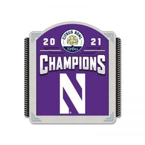 Citrus Bowl 2021 Champions Pins