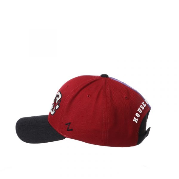 Northwestern University Wildcats House Divided Hat with Boston College Eagles-6