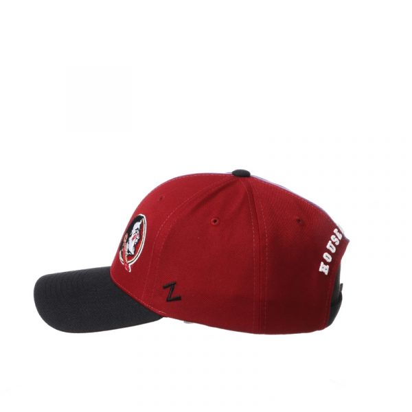 Northwestern University Wildcats House Divided Hat with Florida State Seminoles -6