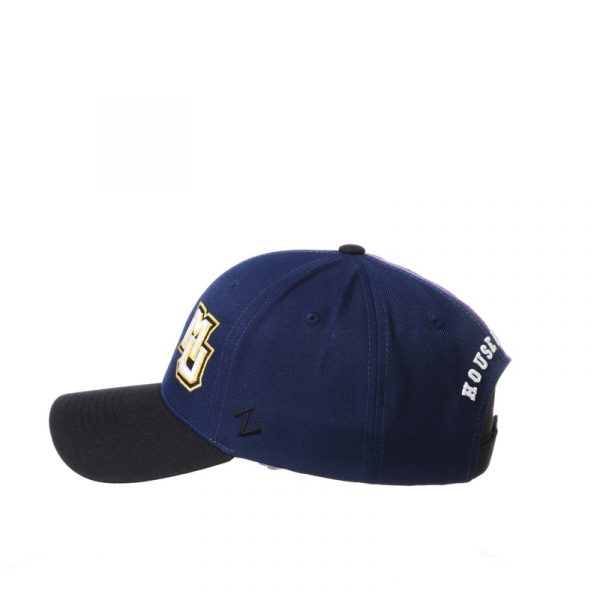 Northwestern University Wildcats House Divided Hat with Marquette Golden Eagles-6